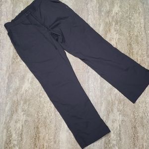 PURPLE LABEL from HEALING HANDS SCRUB PANTS SIZE M